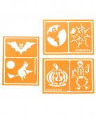 6 mascherine trucco Snazaroo™ Halloween