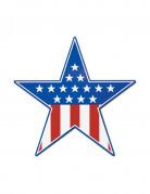Decorazione a forma di stella USA