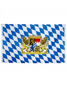 Banner bandiera bavarese