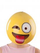 Maschera Smile - smorfia per adulto
