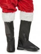Copri stivali Babbo Natale adulto