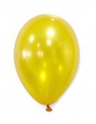 Confezione di 50 palloncini color oro metalizzati