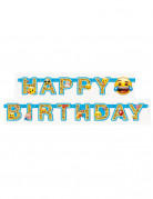 Ghirlanda articolata Happy Birthday Emoji™