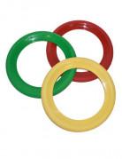 Set 3 anelli da clown giocoliere