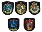 Lotto di 5 repliche stemmi delle case di Hogwarts - Harry Potter™