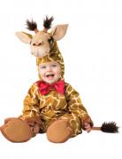 Costume giraffa bebè - Lusso