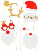 Kit photobooth Natale !