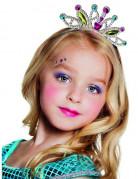 Diadema piccola principessa colorata bambina