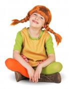 Parrucca Pippi Calzelunghe™ bambina