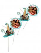 6 cannucce di compleanno Vaiana™