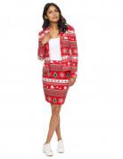 Costume Mrs. Winterwonderland donna Opposuits™ Natale