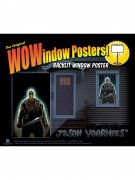 Adesivo per finestra Jason Voorhees Venerdi 13™