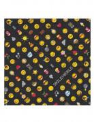 20 Tovaglioli in carta Smiley Emoticons™ 33 x 33 cm