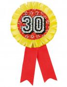 Coccarda per compleanno 30 anni