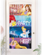 Decorazione da porta Principesse Disney™