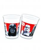8 Bicchieri in plastica Star Wars Final Battle™