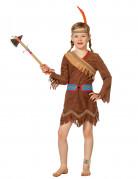 Costume principessa indiana per bambina
