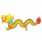 Drago decorativo capodanno cinese 100 cm