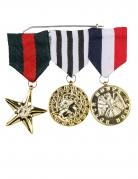 3 medaglie d