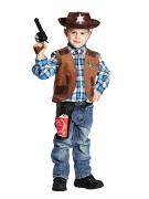 Gilet da cowboy per bambino