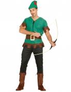 Costume da bandito della foresta per uomo