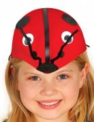 Cappello coccinella per bambino