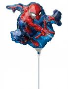 Palloncino in alluminio su asta Spiderman™