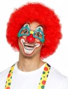 Occhiali clown comico adulto