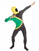 Costume tuta Giamaica adulto Morphsuits™