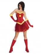 Costume con tutu Iron Girl™ per donna