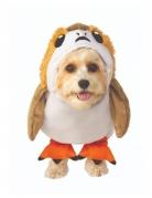 Costume Porg The Last Jedi™ Star Wars™ per cane