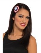 Fermaglio per capelli Captain America™ per donna