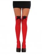 Calze rosse Spidergirl™ per donna