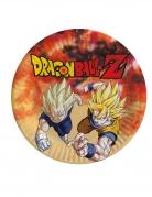 8 Piatti in cartone Dragon Ball Z™ 23 cm
