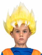 Parrucca Super Sayan Goku Dragon Ball™ bambino