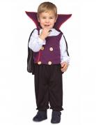 Costume da piccolo vampiro bebè