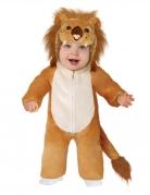 Costume bebè leone