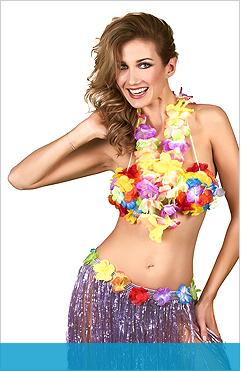 Costumi Hawaï