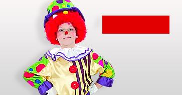 Costumi di Carnevale bambino