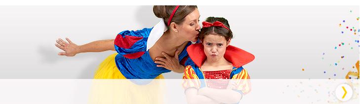 Travestimenti genitori e figli