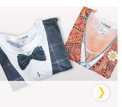 T-shirt stampate