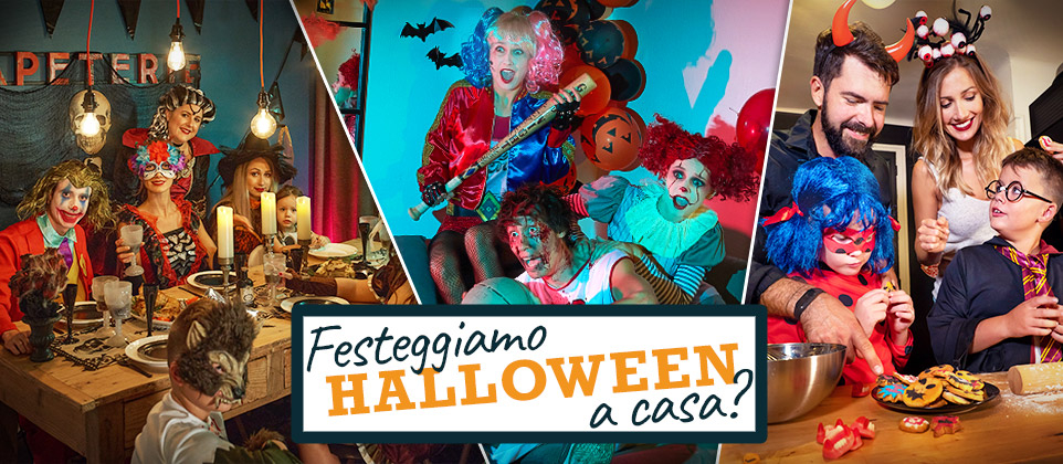 Travestimenti e accessori di Halloween